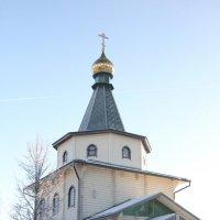 Церковь в Лукино :: Николай Полыгалин