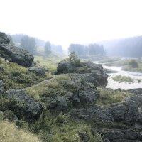 Река Исеть :: Сергей Елесин