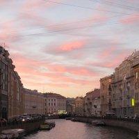 Река Мойка :: Маера Урусова