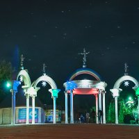 Вечерние прогулки по городу Лиски :: Михаил Фенелонов