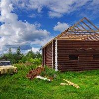 Филисово строится :: Валерий Талашов