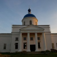 Церковь Рождества Пресвятой Богородицы (Завражье, Костромская область) :: Александр Агеев