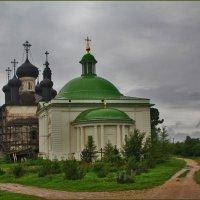Воскресенский Горицкий женский монастырь :: Дмитрий Анцыферов