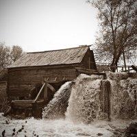 ..старая мельница.. :: Александр Герасенков