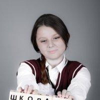 в школу... :: Anna Dontsova