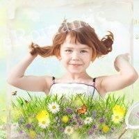 """Коллаж-открытка """"С днём солнечных зайчиков"""" :: NeRomantic Выползова"""