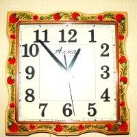 Часы для кухни :: °•●Елена●•° Аникина♀