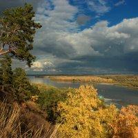 Осенний берег :: И.В.К. ))