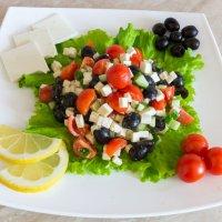 Греческий салат :: Alex Bush