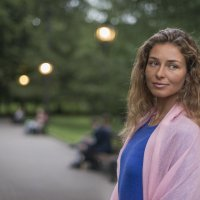 Марина Казанкова - актриса российского и итальянского кино и театра :: Борис Гольдберг