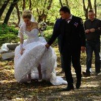 Платье невесты :: Igor Khmelev