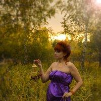 Лесная фея. :: Виктория Пашкова