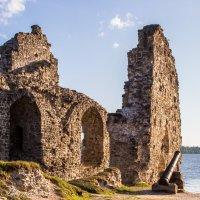 Развалины замка в Кокнесе :: Юлиана