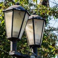 Старые фонари :: Николай Невзоров