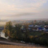 Деревенское утро :: Андрей Wolf