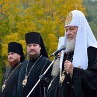Осень патриарха :: Алексей Тырышкин