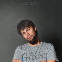 Мужской  студийный  портрет :: Тамара Нижельская