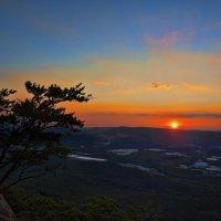 Закат на Sunset Rock, TN :: Vadim Raskin