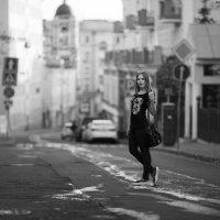 Черно-белый город 4 :: Денис Печинников