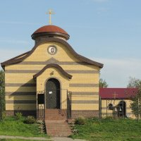 Москва. Церковь Власия и Харлампия. :: Александр Качалин