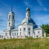 Церковь Михаила Архангела (Димитрия Солунского) :: -somov -
