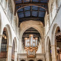 Оксфорд, Университетский храм :: MVMarina