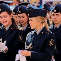 женский батальон :: Марат Закиров