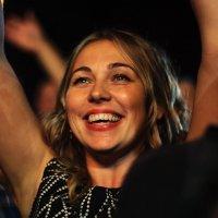 На концерте :: Екатерина Исаенко