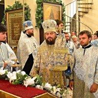 1000-летие Старой Руссы. Гость - епископ Львовский Филарет. :: Sergey Serebrykov