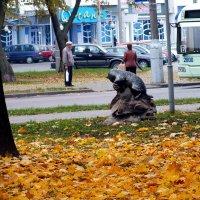осень в нашем дворе :: Александр Прокудин