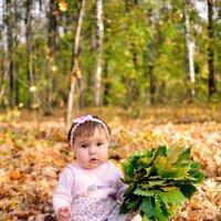 Осенняя красота природы :: Вера Аверьянова