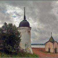 на русском севере, Горицы :: Дмитрий Анцыферов