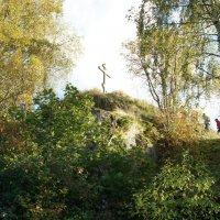 Поклонный крест :: Елена Павлова (Смолова)