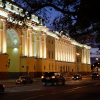 Санкт-Петербург :: Angelika Faustova