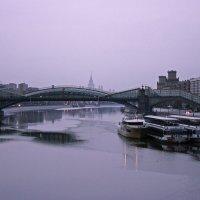 Рассвет в Москве :: Татьяна Черёмухина