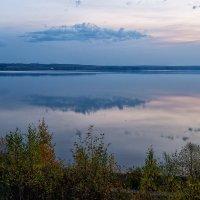 Рассвет на Чусовой. :: Валерий Молоток