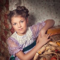 Крестьянка :: Alena Sturova