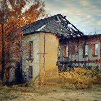 Заброшенный дом :: Андрей Минаев