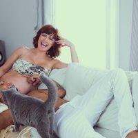 Eugenia y Ricardo pregnancy :: Ekaterina Gasanova