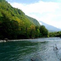 Горная река :: Иван Медоф