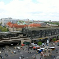 Bahnhof Zoologischer Garten :: Olga