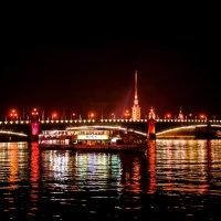 Ночной Петербург :: Ирина Токарева