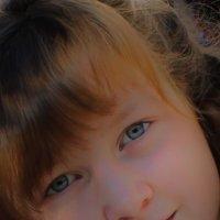 Рыжая очаровашка :: Наташа Тер