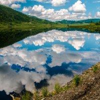 Озеро Чейбеккёль (мёртвое озеро). :: Иван Янковский