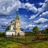 Серпухов. Троицкая церковь :: mila