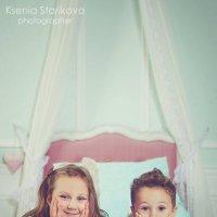 Марта и Матвей :: Ксения Старикова