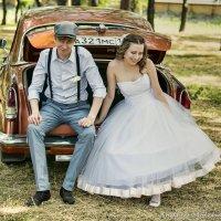 Свадьба в стиле 80-х :: Андрей Молчанов