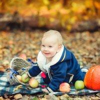 первая осень :: Ольга Челышева