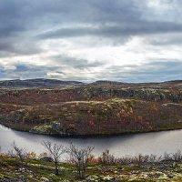 Осень Заполярья :: Oleg Akulinushkin