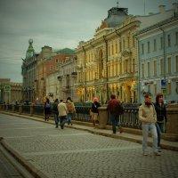Улицы Санкт-Петербурга :: Angelika Faustova